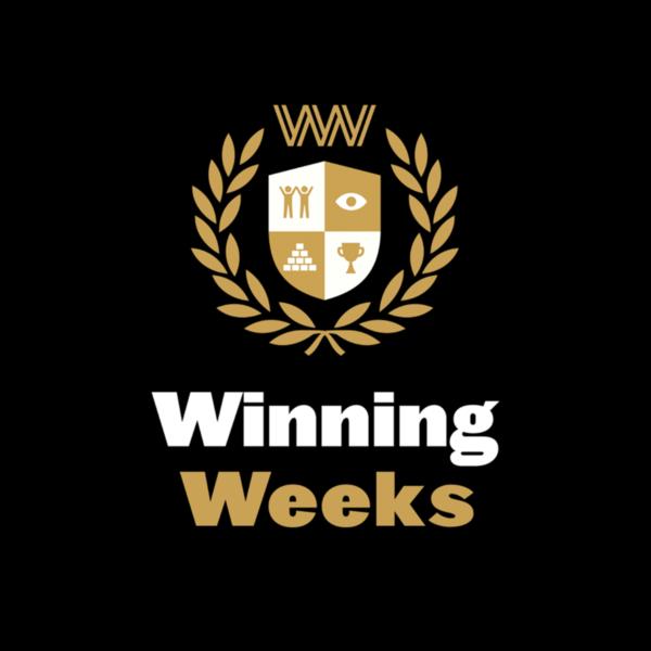Winning Weeks