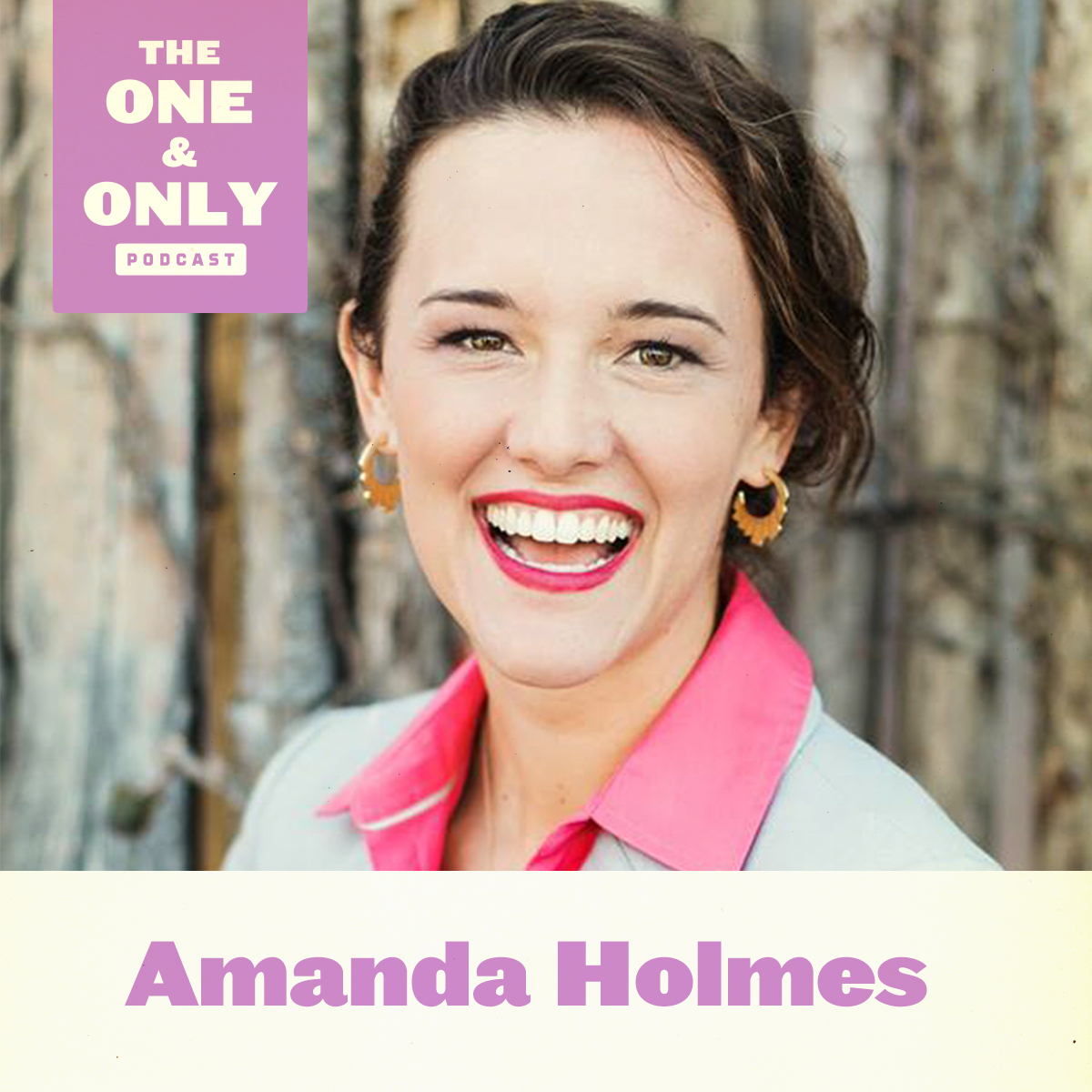 Amanda Holmes Interview | Are You Being Real? Amanda Holmes