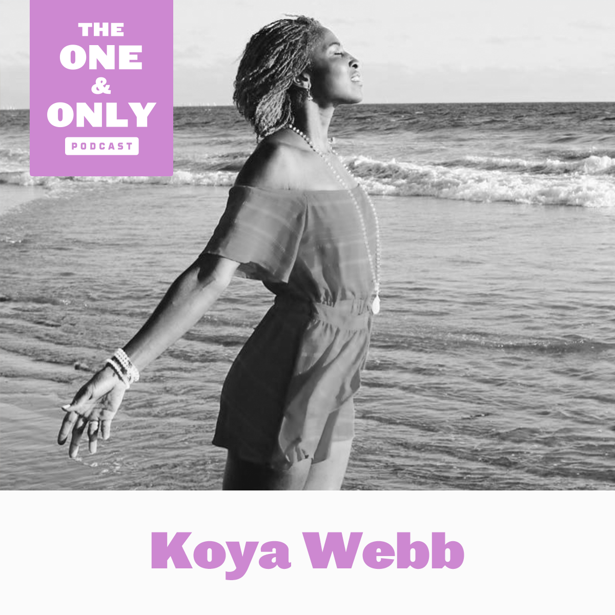 Koya Webb on The One & Only with Mark Shapiro