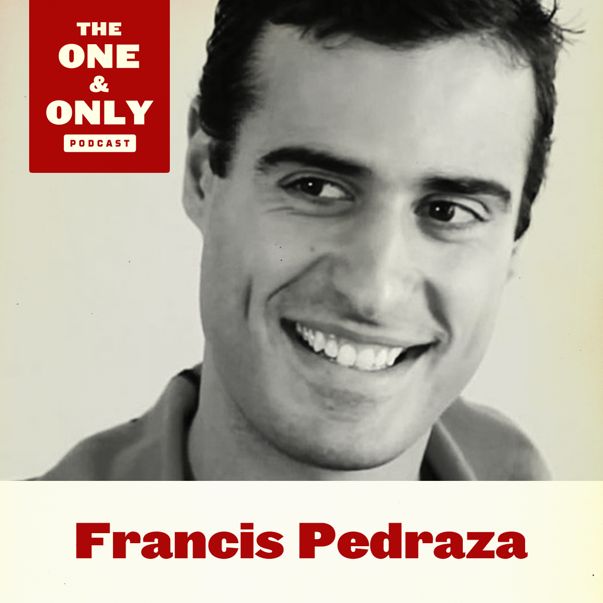 Francis Pedraza on The One & Only with Mark Shapiro