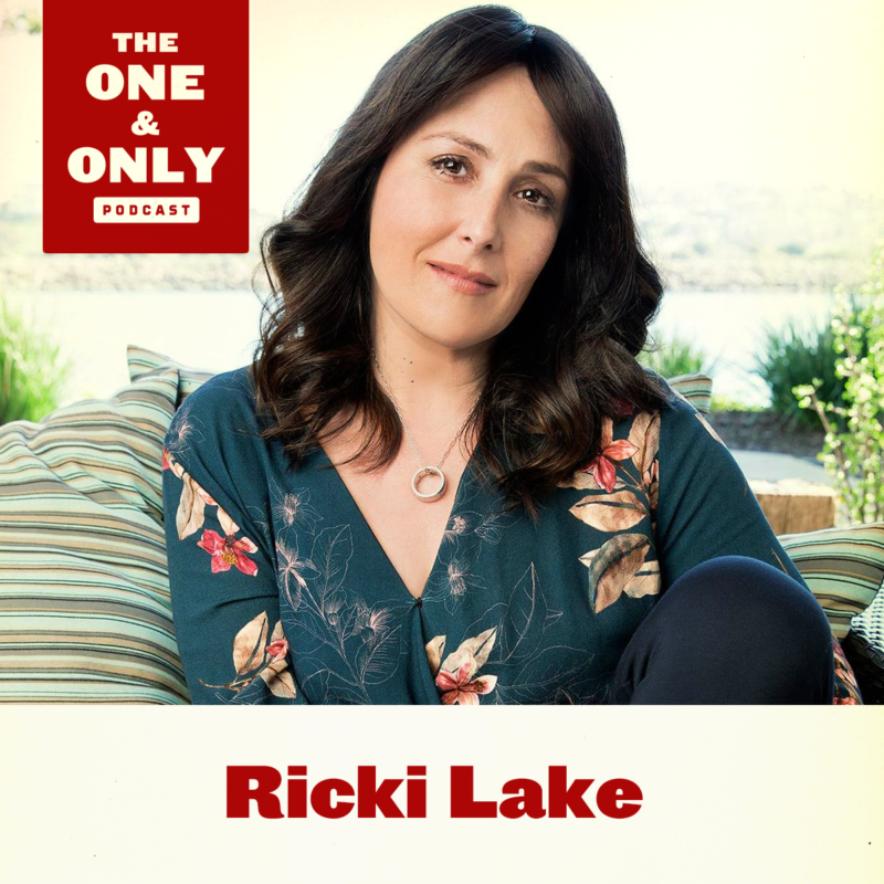Ricki Lake on The One & Only with Mark Shapiro