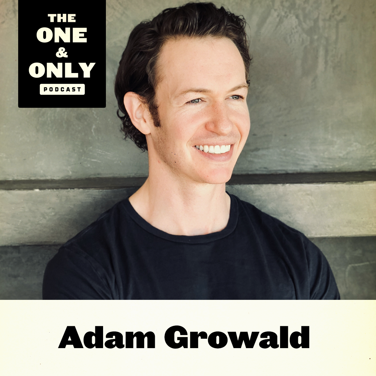 Adam Growald on The One & Only with Mark Shapiro