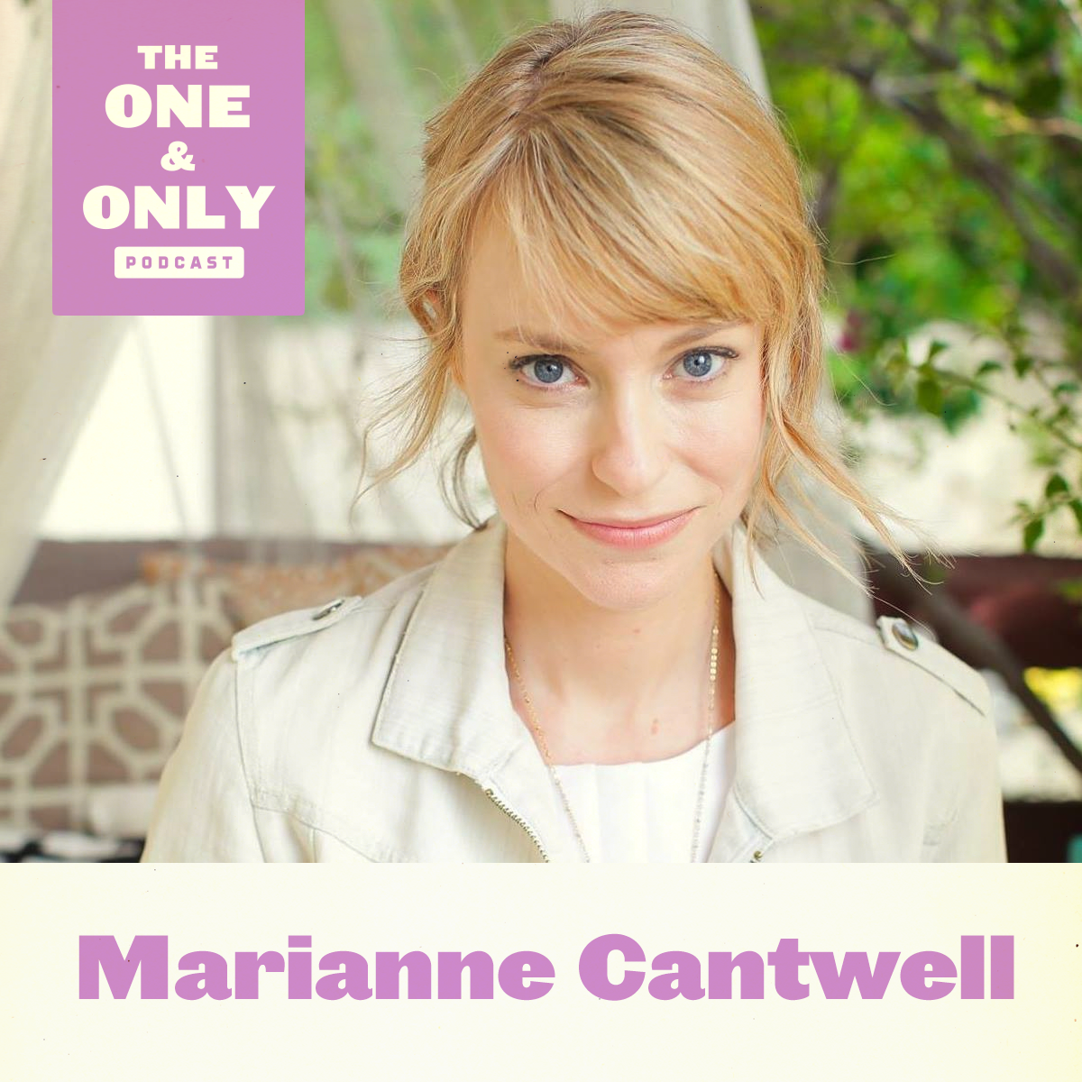 Marianne Cantwell on The One & Only with Mark Shapiro