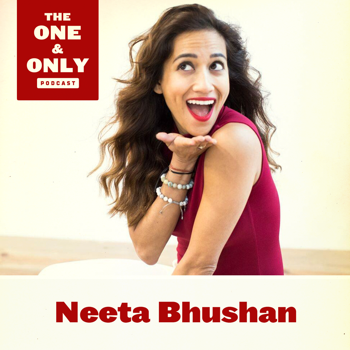 Neeta Bhushan on The One & Only with Mark Shapiro