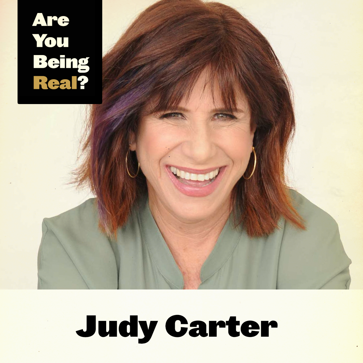 Judy Carter on The One & Only with Mark Shapiro